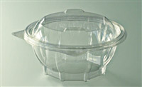 Acheter Boite salade jetable couvercle 750 grs par 300