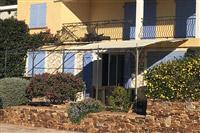 Acheter Tonnelle de jardin Azur Capri adossée forgé 4 x 3 m galvanisé