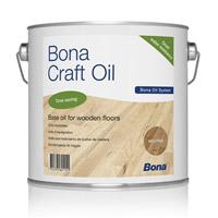 Huile parquet Bona craft oil nature 2,5L