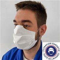 Acheter Masque reutilisable lavable classe 2