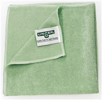 Acheter Chiffon microfibre Unger vert Microwipe 2000 paquet 10