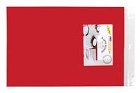Acheter Nappe ronde jetable D240 rouge non tissé paquet de 12