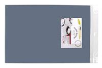 Acheter Nappe ronde jetable D240 anthracite non tissé paquet de 12