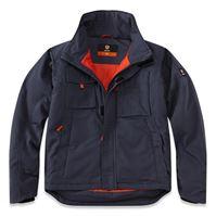 Acheter Manteau de travail chaud okara gris