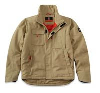 Acheter Manteau de travail chaud okara sable