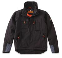 Acheter Manteau de travail chaud okara noir