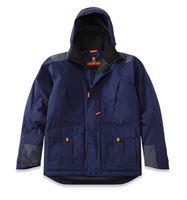 Acheter Manteau de travail imperméable ormoz bleu