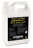 Acheter Nettoyant désinfectant surodorant flash citron 5L