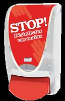 Acheter Distributeur gel desinfectant Deb Proline stop