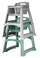 Acheter Chaise pour enfant Rubbermaid Sturdy Chair verte