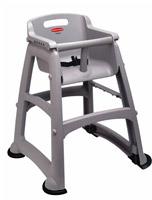 Acheter Chaise pour enfant Rubbermaid Sturdy Chair grise