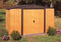 Acheter Abri de jardin Arrow en acier galvanisé 4 m2