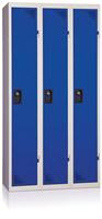 Acheter Vestiaire metallique industrie propre 3 colonnes