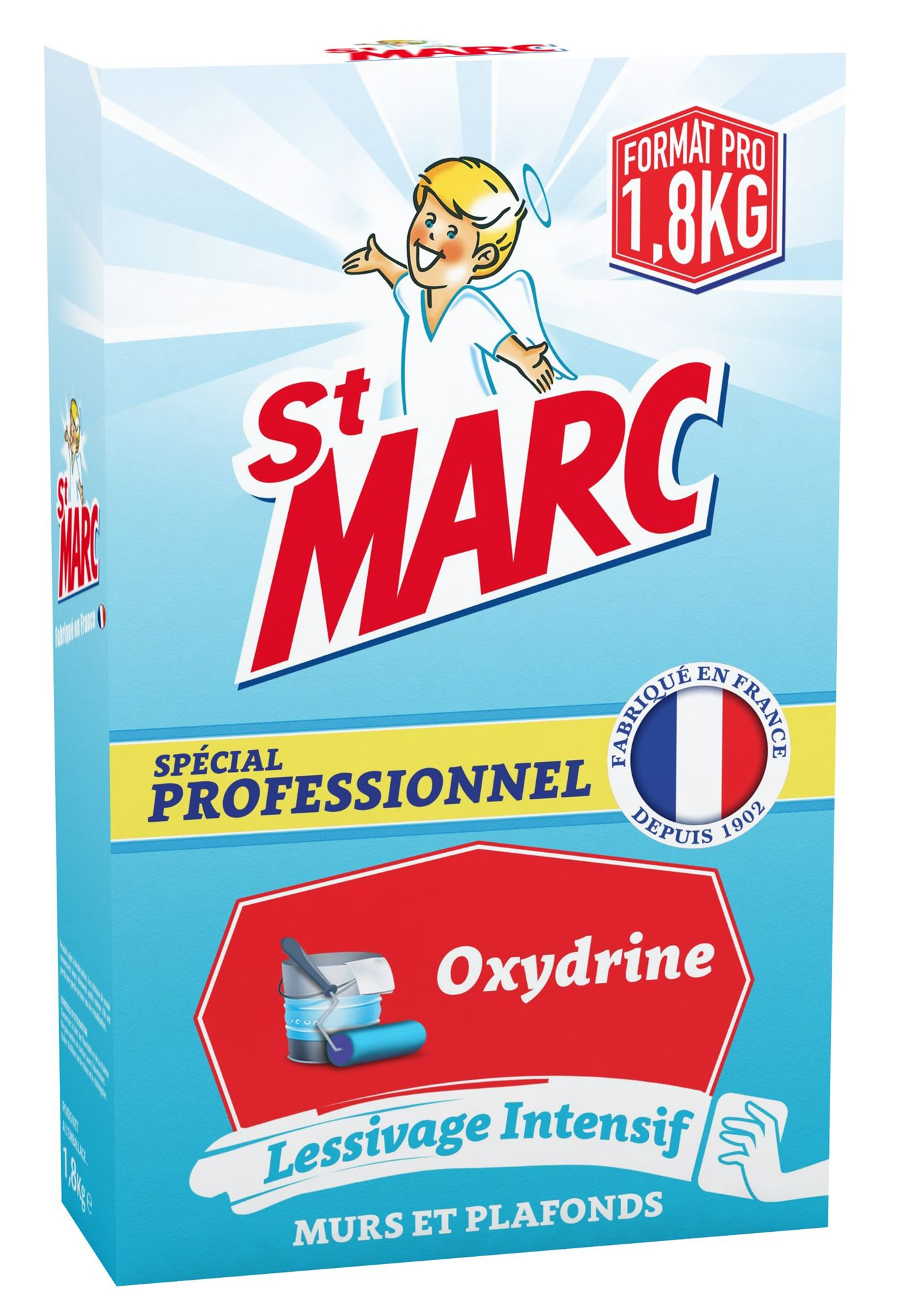 Lessive saint marc oxydrine - Lessive saint marc composition ...