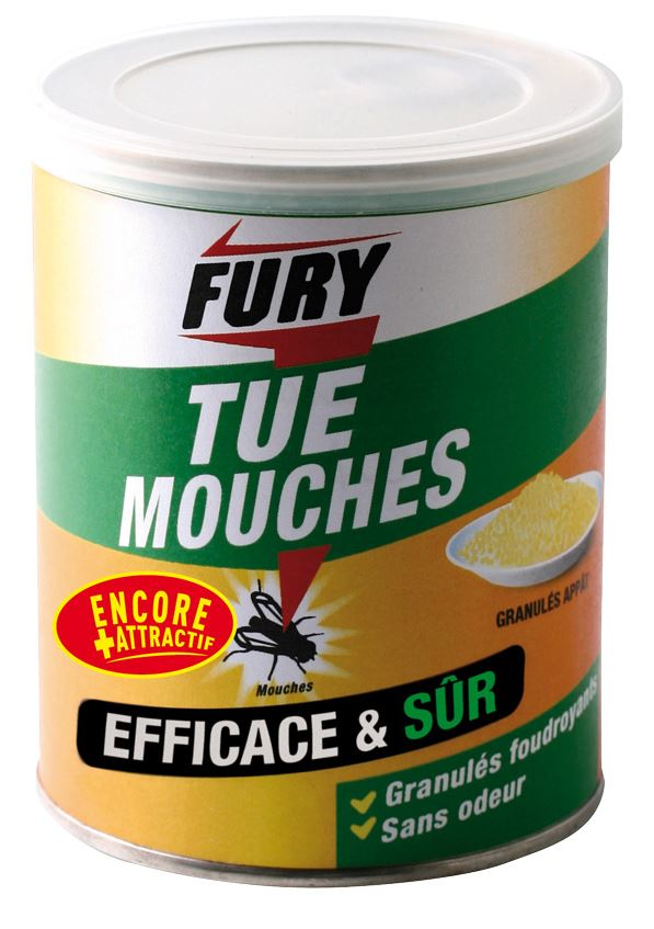 Tue Mouches Granulees