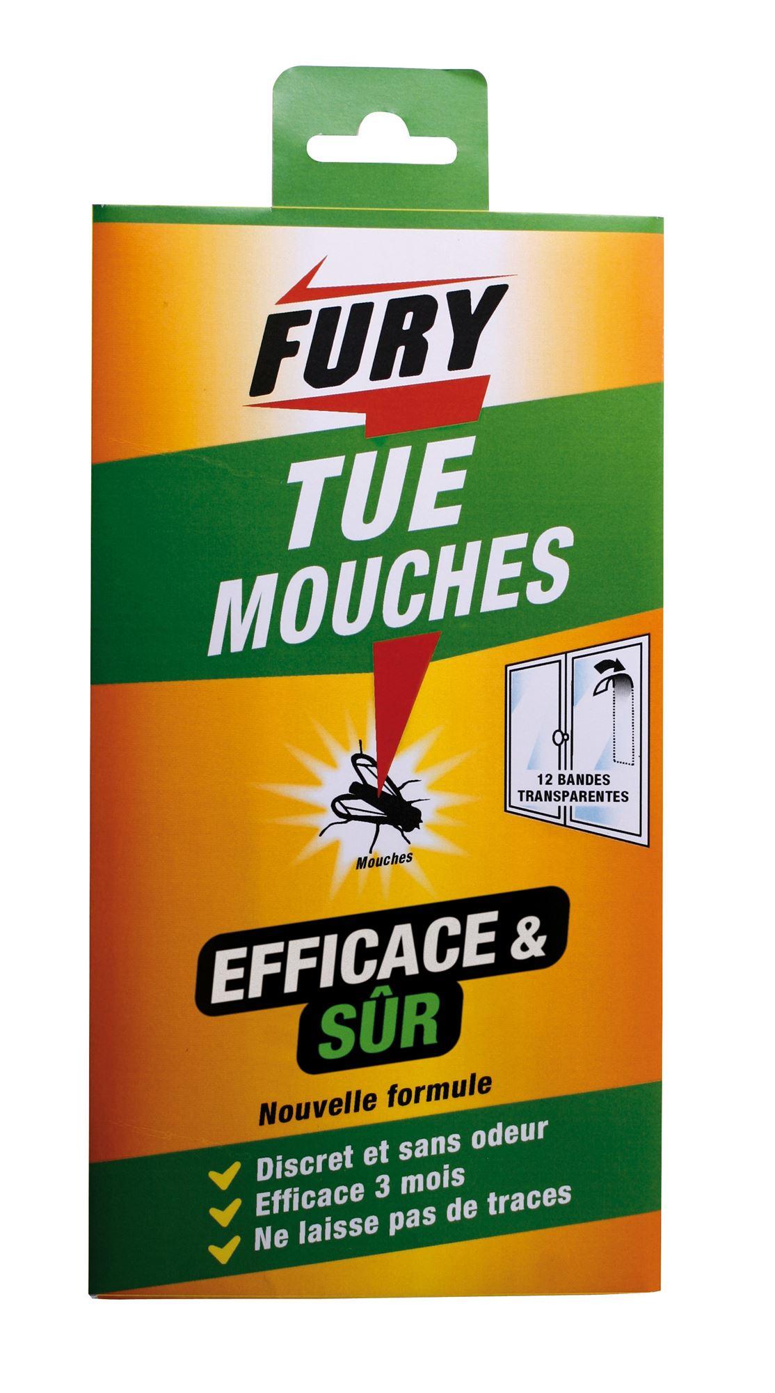 Fury Adhesif Tue Mouches