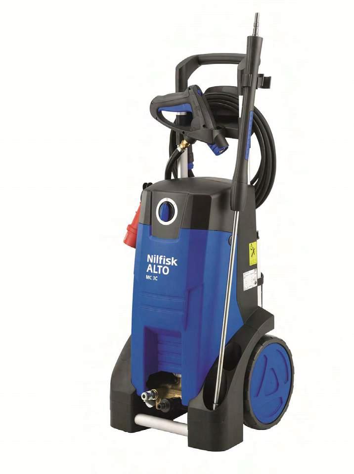 nettoyeur haute pression nilfisk alto mc 3c-150/660