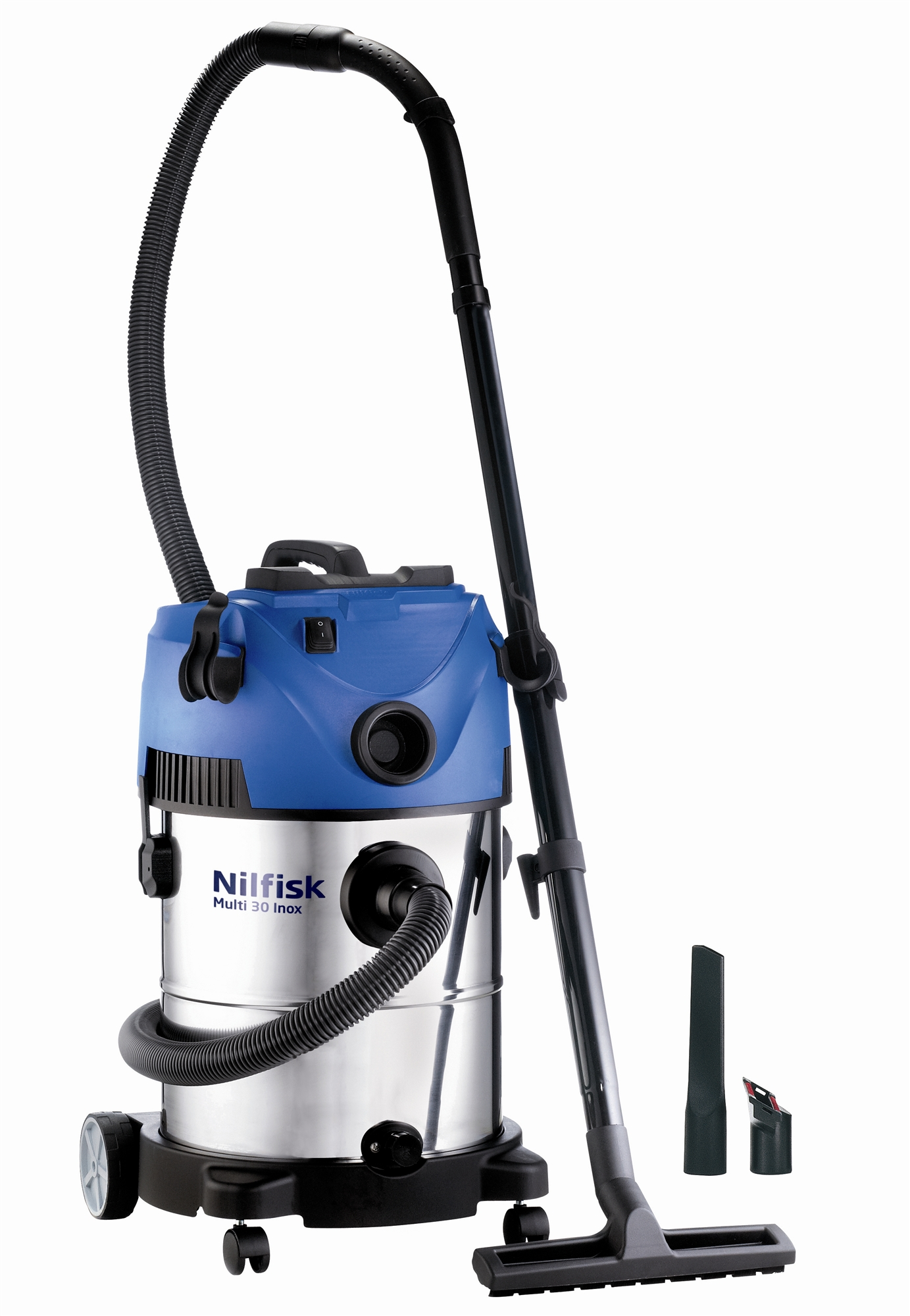 aspirateur eau et poussi re nilfisk multi 30 inox. Black Bedroom Furniture Sets. Home Design Ideas