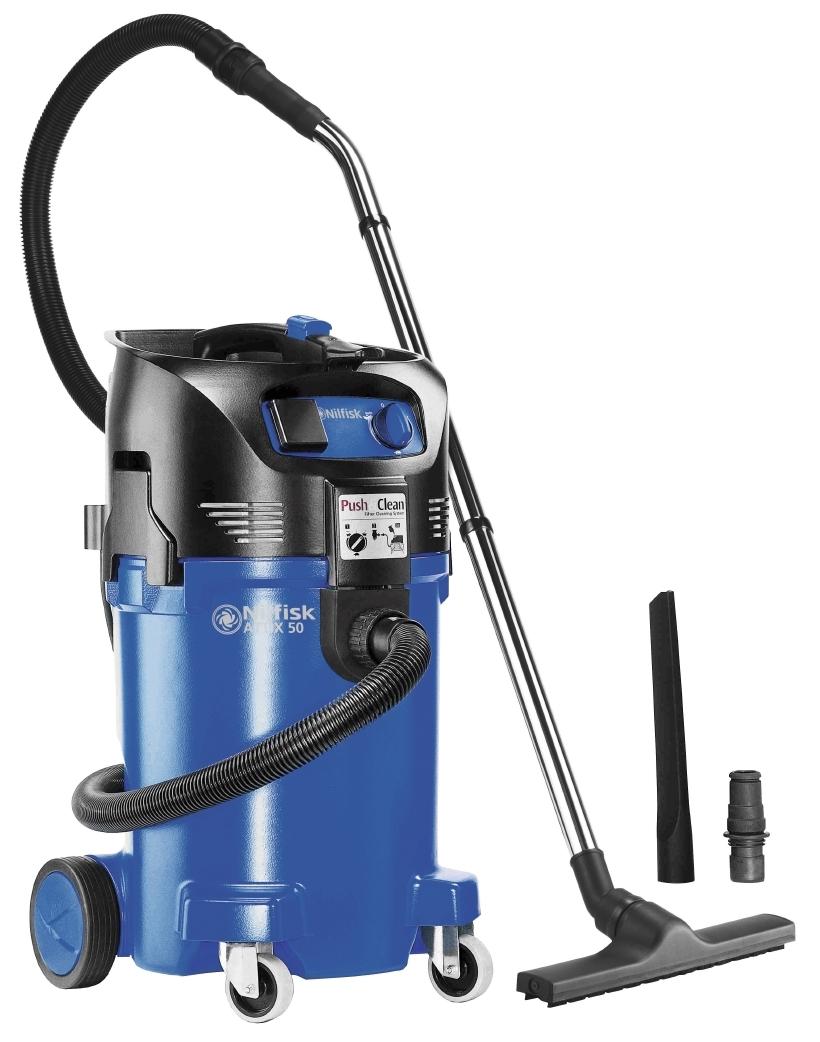 Aspirateur eau et poussiere nilfisk alto attix 50 21 pc - Aspirateur eau poussiere ...