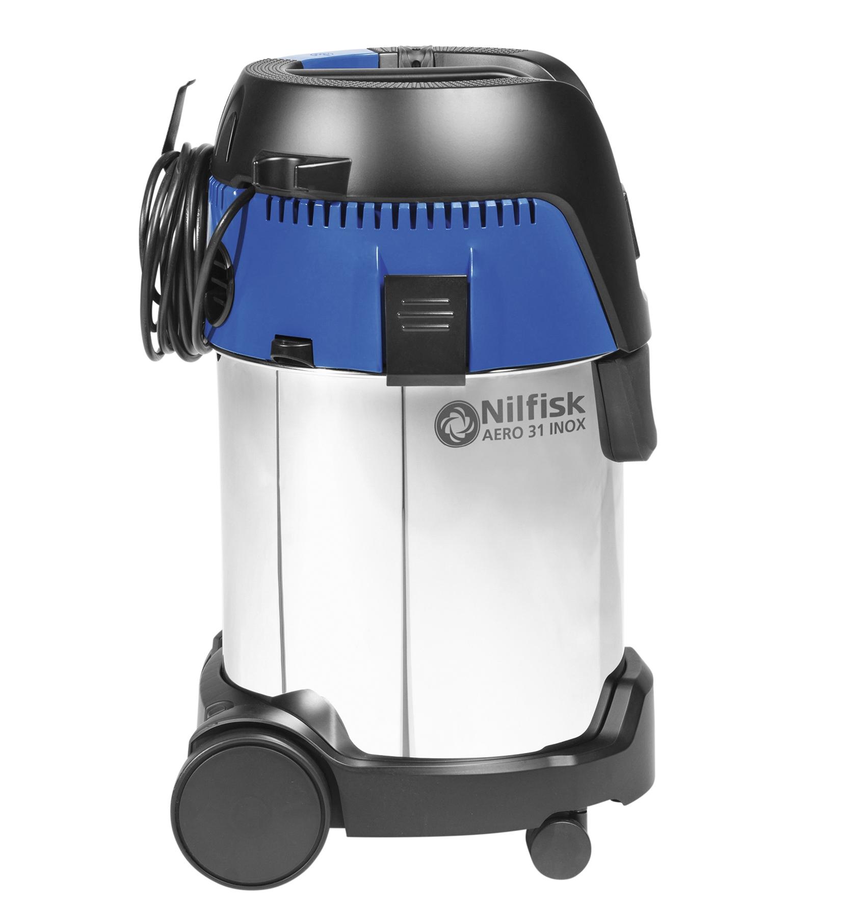 aspirateur eau et poussi res nilfisk alto aero 31 21 pc inox. Black Bedroom Furniture Sets. Home Design Ideas
