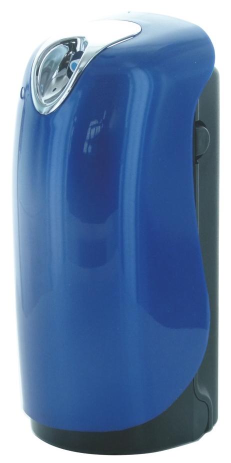 diffuseur de parfum automatique prodifa mini basic bleu nuit. Black Bedroom Furniture Sets. Home Design Ideas