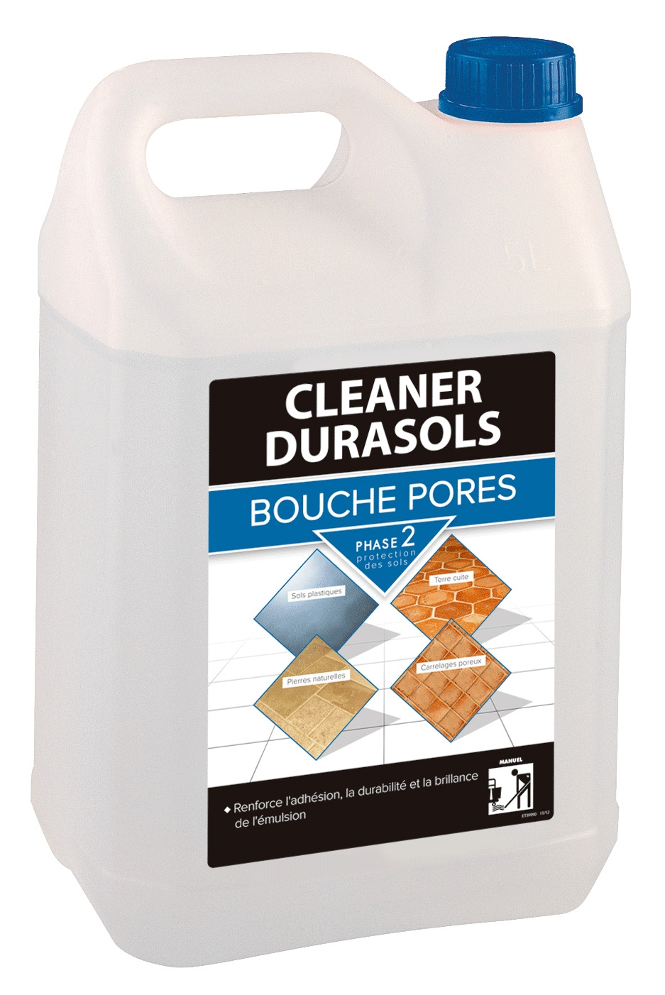 Cleaner durasols bouche pores prix for Bouche pore carrelage