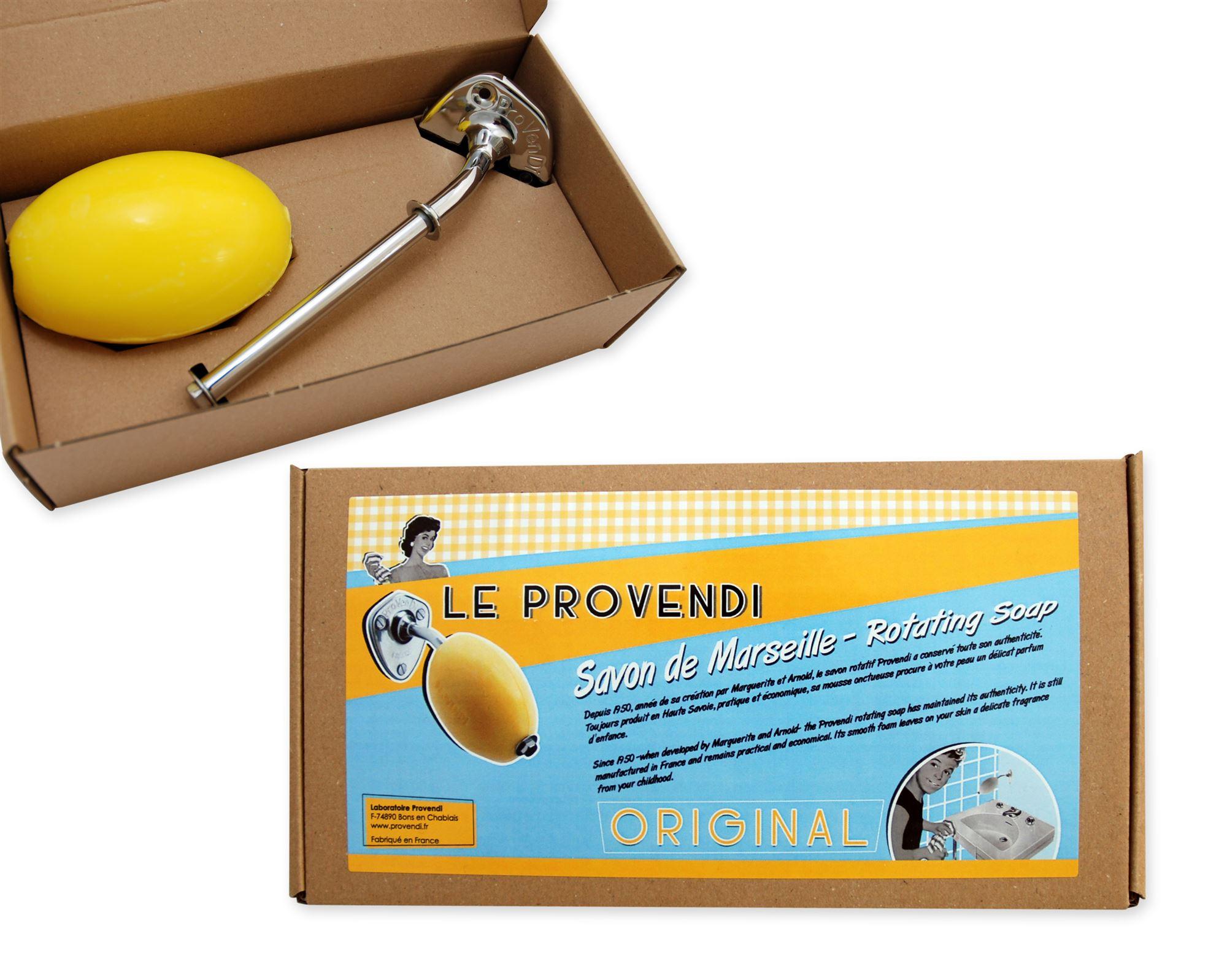 Créer Son Porte Savon provendi porte savon avec savon citron a vis