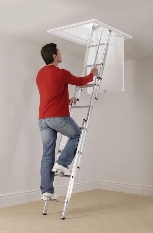 Escaliers Escamotables De Grenier Clic 39 Up 3 Centaure 3 02 M