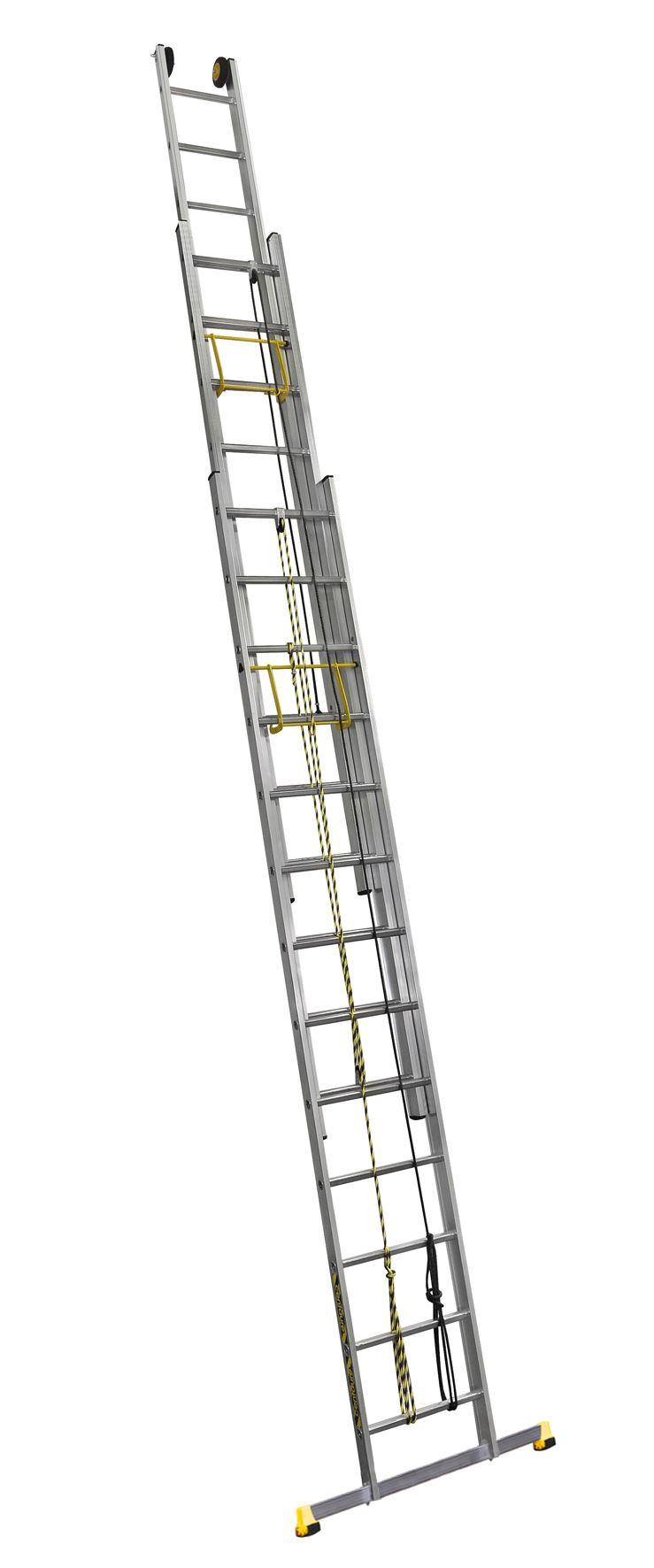 echelle coulissante centaure 3 plans corde h 8 95m. Black Bedroom Furniture Sets. Home Design Ideas