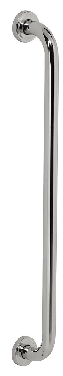 barre d 39 appui droit 60cm chrone rossignol biska. Black Bedroom Furniture Sets. Home Design Ideas