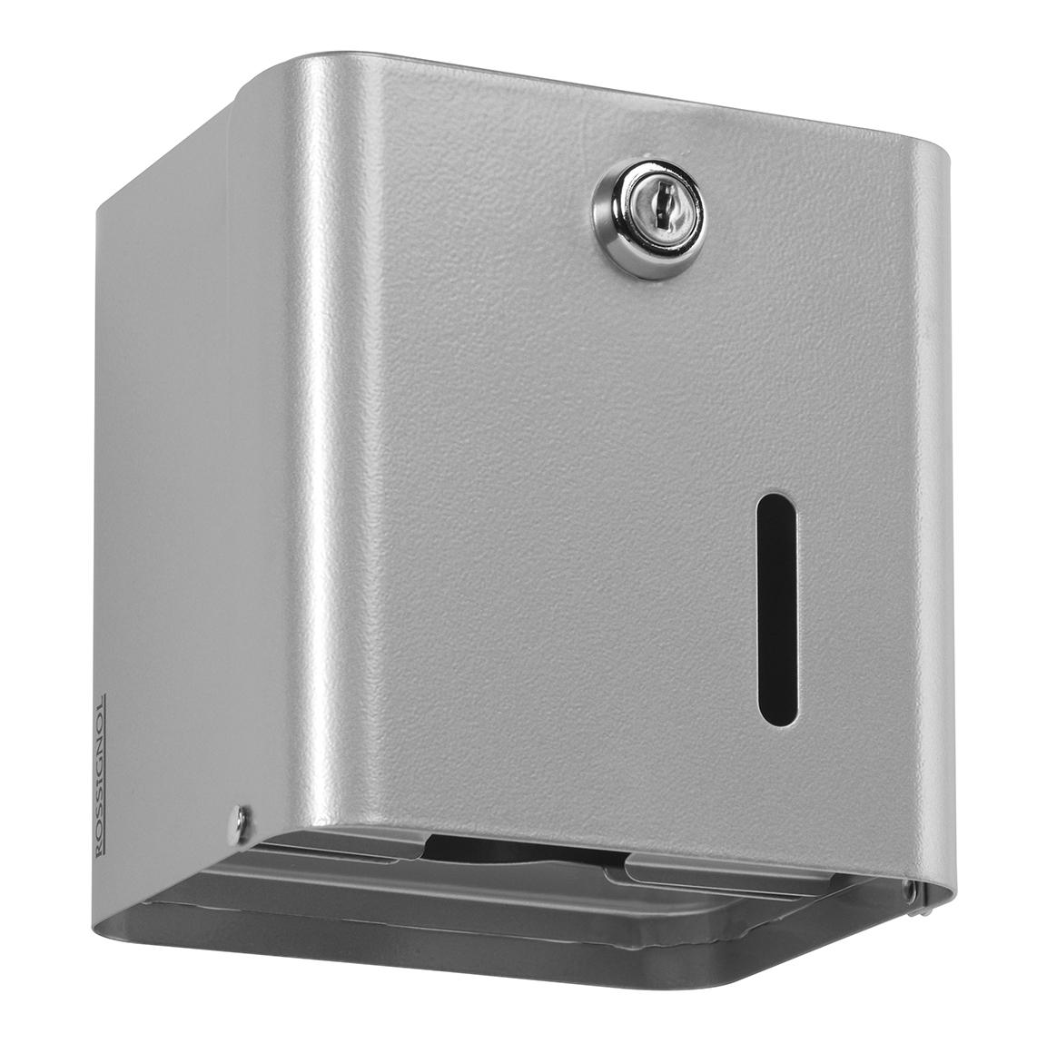 Distributeur papier toilette paquet et rouleau stella - Distributeur rouleau papier toilette ...
