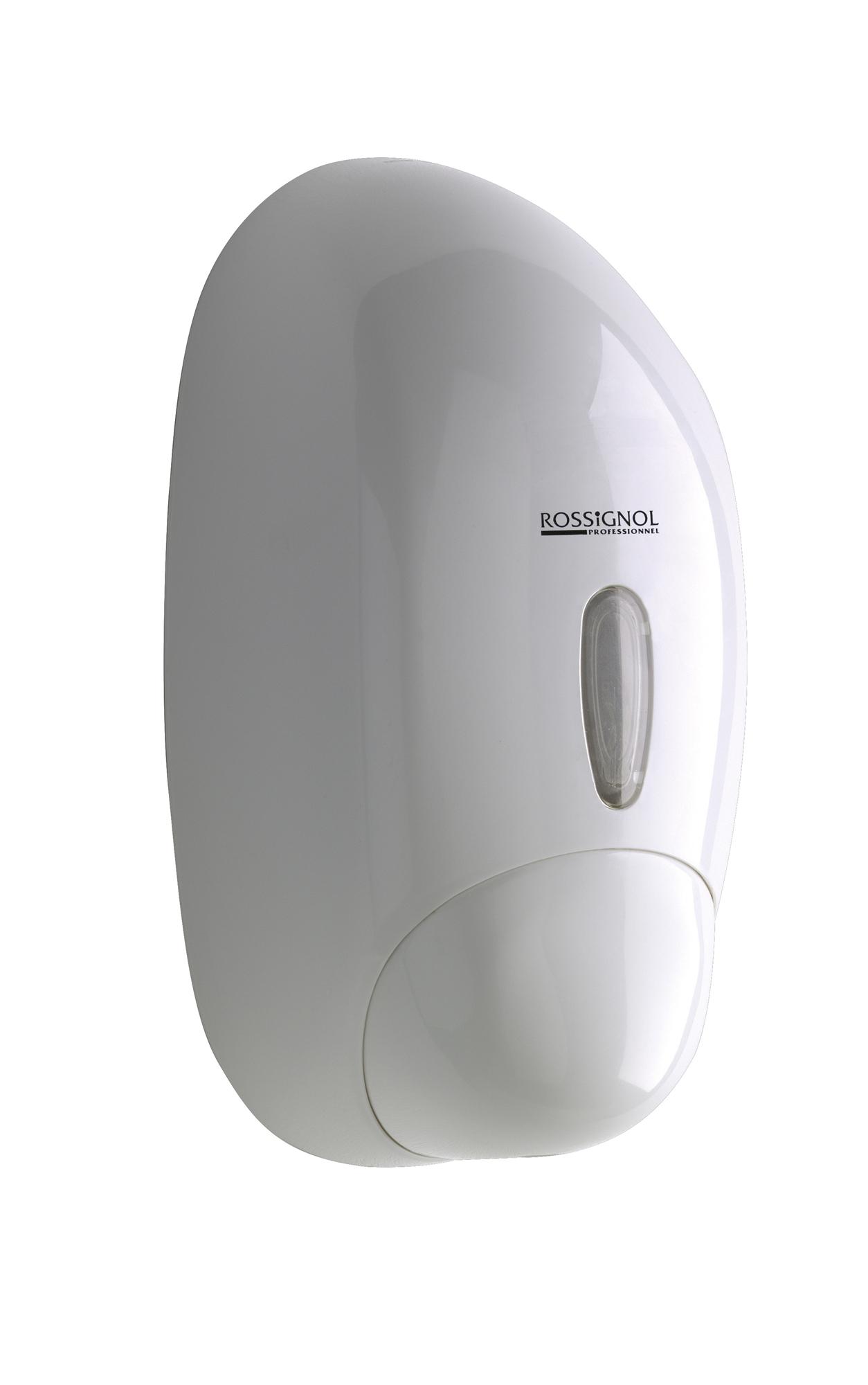 distributeur savon 1l rossignol lensea abs. Black Bedroom Furniture Sets. Home Design Ideas