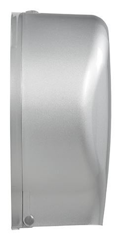 distributeur papier toilette 200m gris lensea. Black Bedroom Furniture Sets. Home Design Ideas