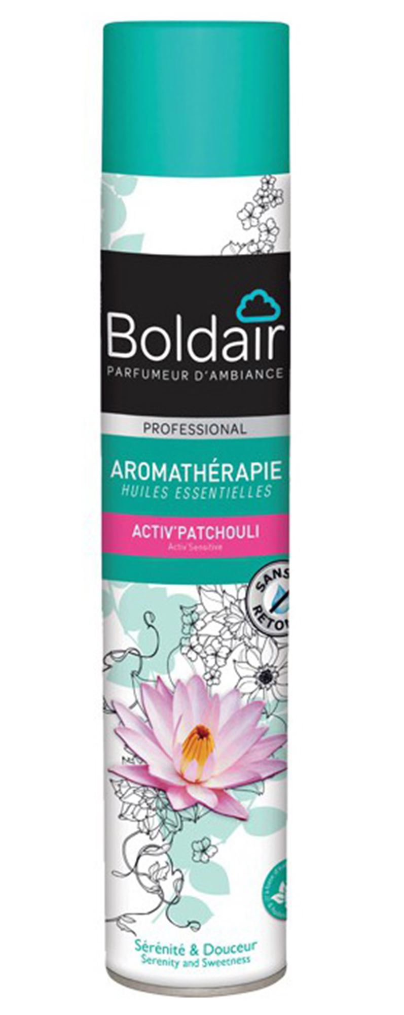 boldair activ sensitive aromath rapie 500 ml. Black Bedroom Furniture Sets. Home Design Ideas