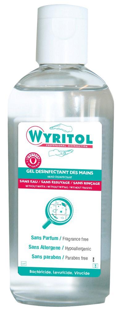Detergent Desinfectant Haccp 3d Wyritol Bacterisol 7 Pin 5 L