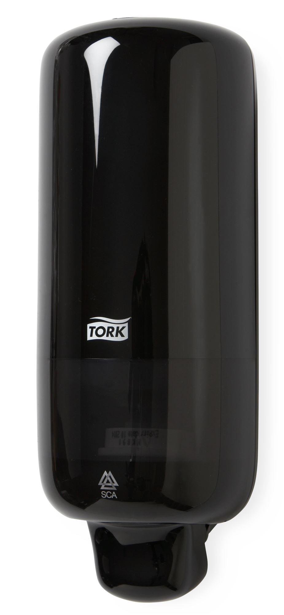distributeur savon mousse tork elevation s4 noir. Black Bedroom Furniture Sets. Home Design Ideas
