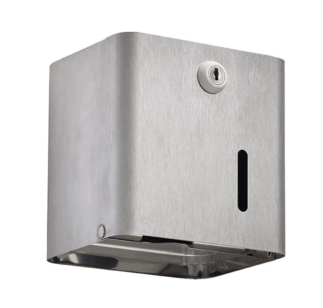 Distributeur papier toilette multi standard inox axos - Distributeur de rouleaux de papier cuisine ...