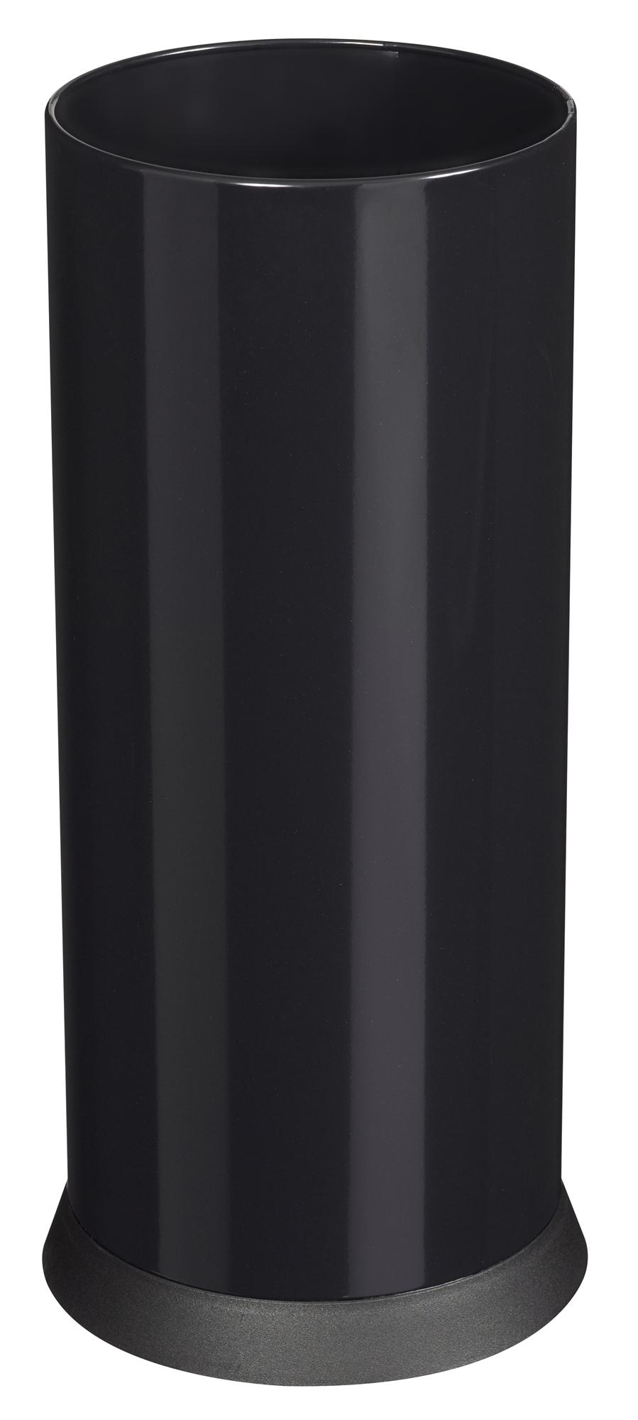 Porte parapluie rossignol kipso noir 28 l for Porte parapluie exterieur