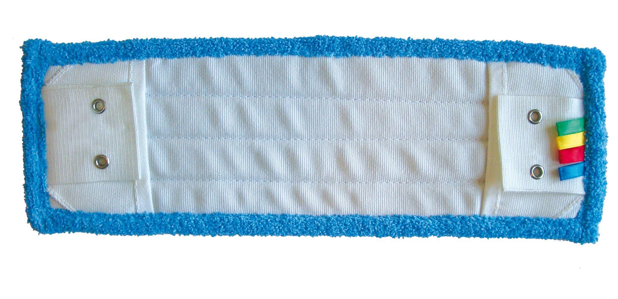 frange microfibre de lavage languettes et poches 44 x 14 cm. Black Bedroom Furniture Sets. Home Design Ideas
