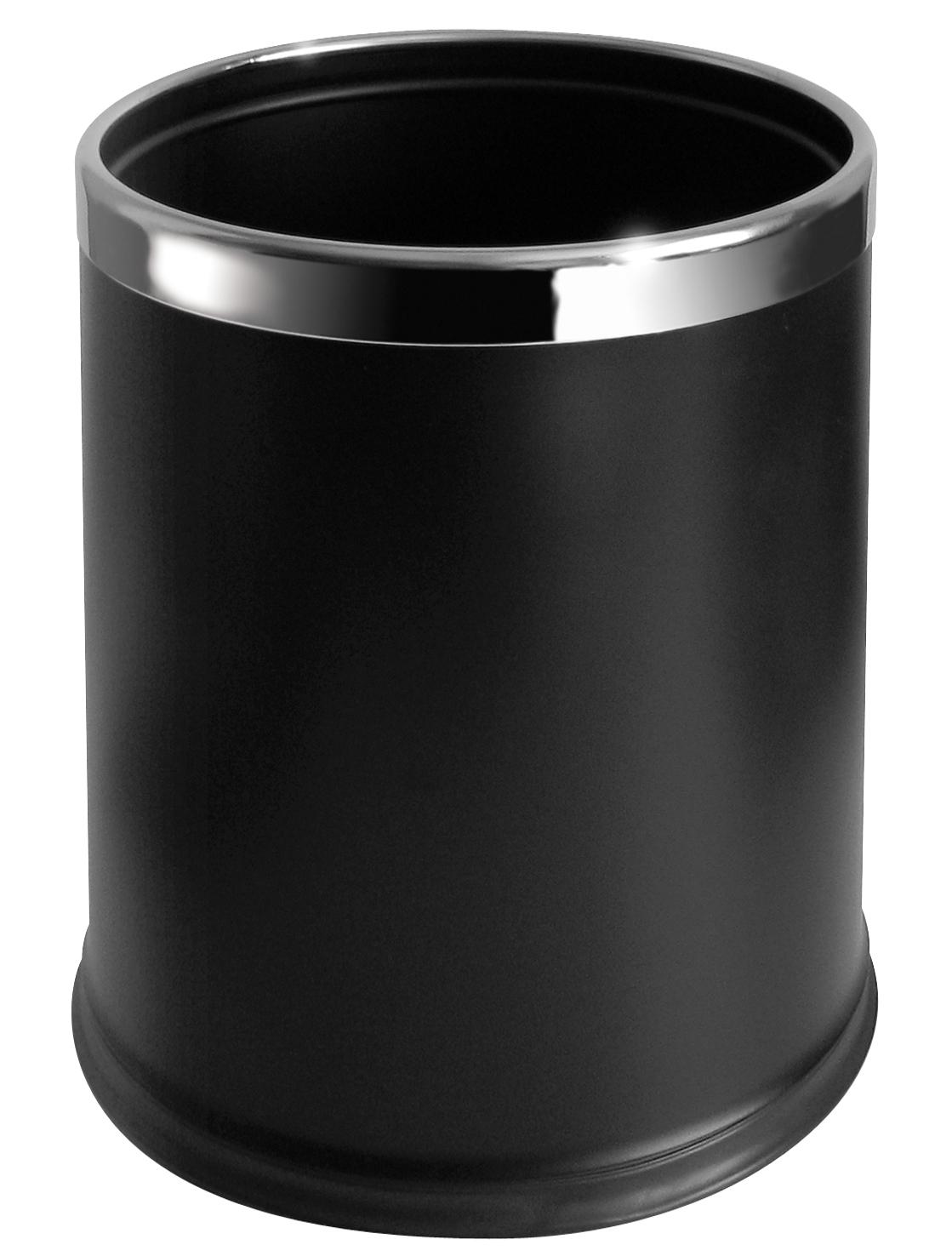 poubelle bureau noire fabricant. Black Bedroom Furniture Sets. Home Design Ideas