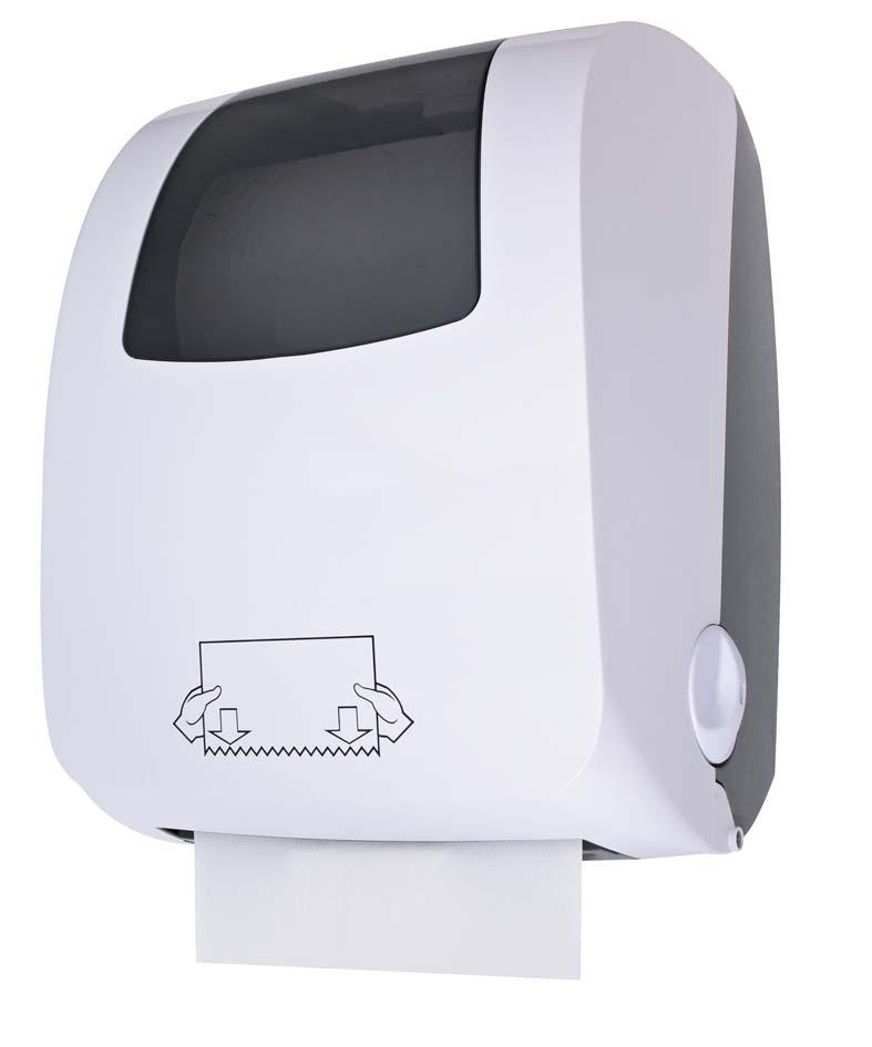 distributeur essuie mains automatique autocut promo. Black Bedroom Furniture Sets. Home Design Ideas