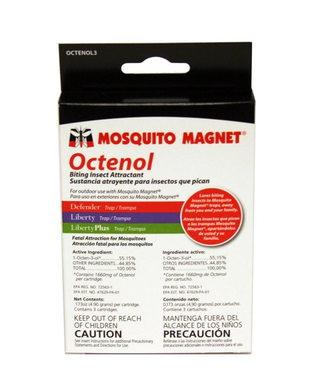 octenol recharge anti moustique mosquito magnet. Black Bedroom Furniture Sets. Home Design Ideas