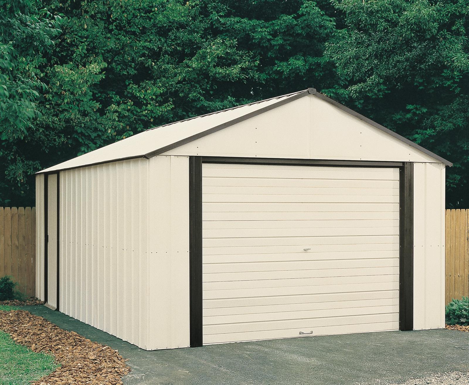 garage metal arrow vt1217 direct usa. Black Bedroom Furniture Sets. Home Design Ideas
