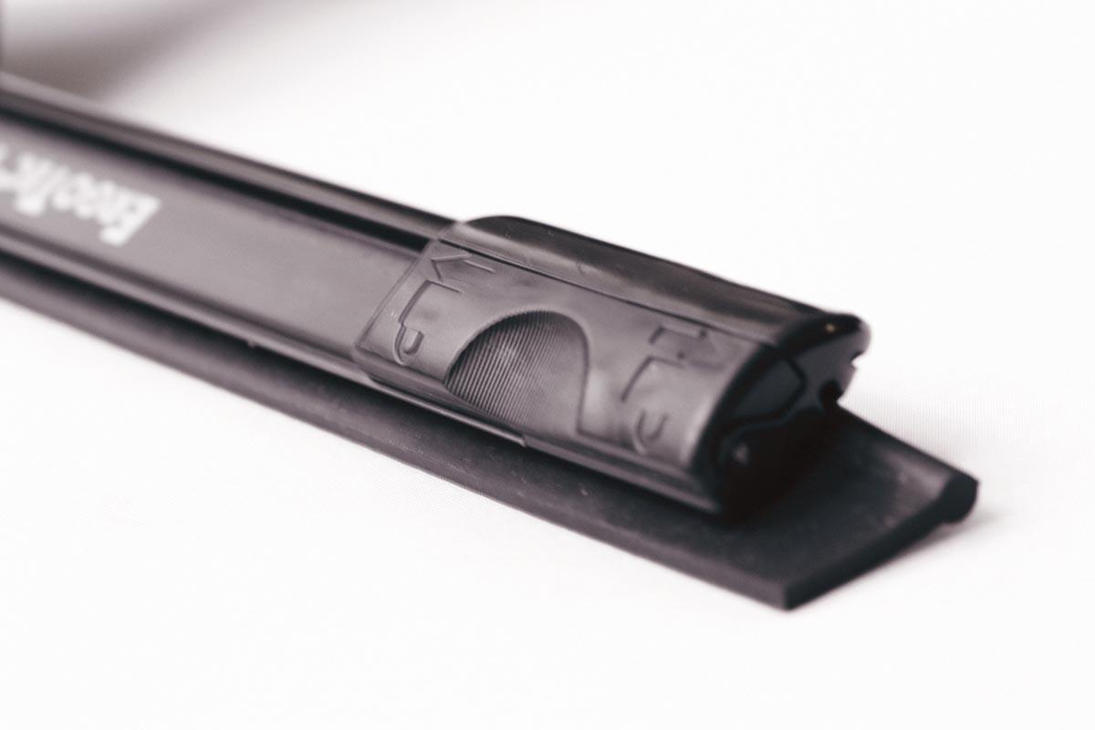 Barrette vitre aluminium unger ergotec ninja 35 cm for Changer vitre fenetre aluminium