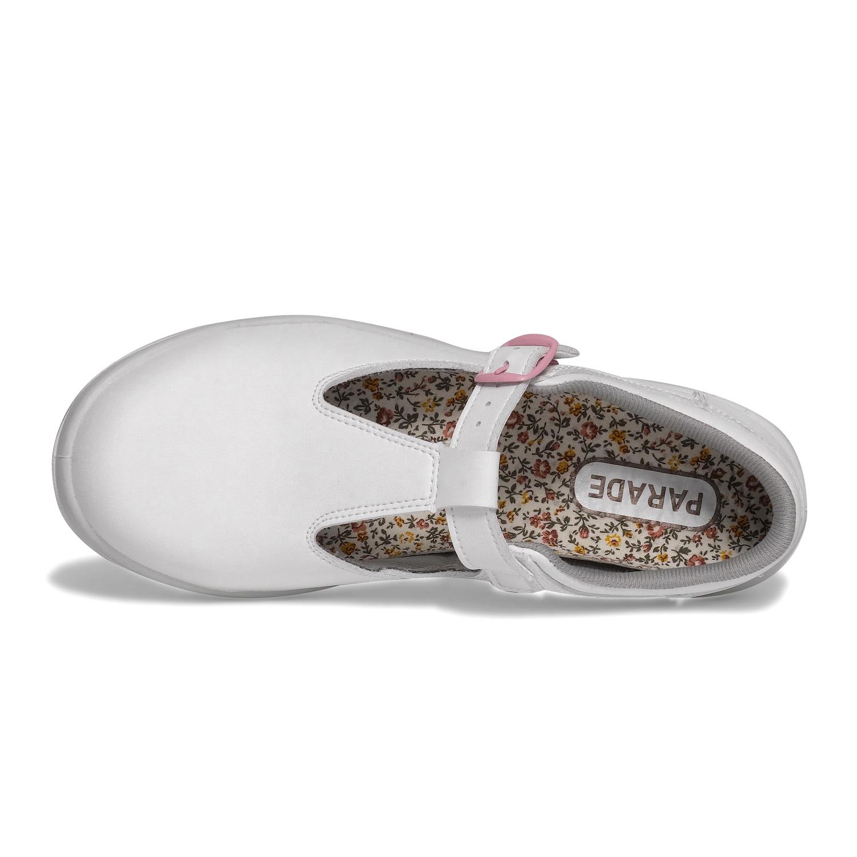 Chaussure de s curit parade batina s1 blanc - Chaussure de securite blanche ...
