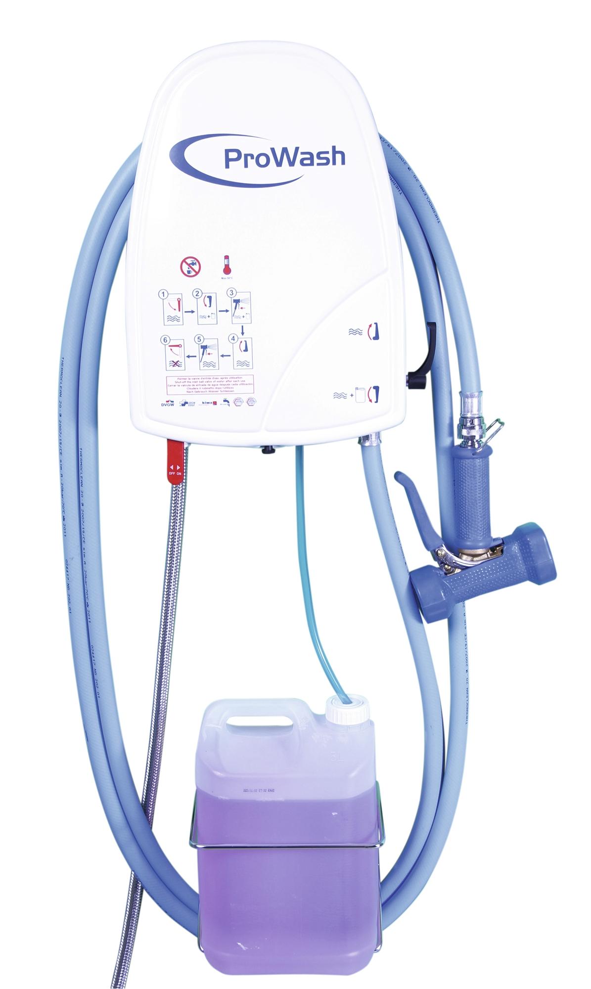 Centrale De Nettoyage Desinfection 1 Produit 15 M