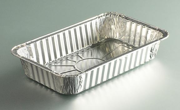 Plat aluminium 1025 cc colis de 900 - Plat aluminium jetable ...