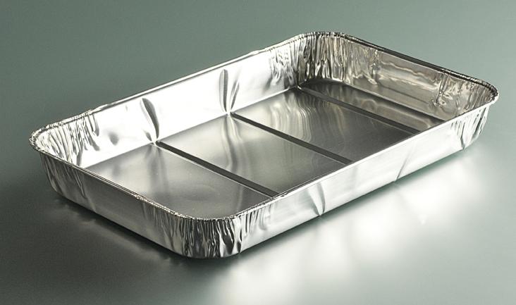 Plat aluminium 1900 cc colis de 300 - Plat aluminium jetable ...