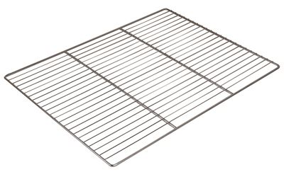 Grille plate inox 800x600