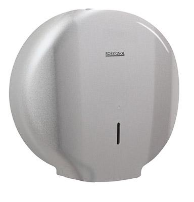 distributeur papier toilette jumbo gris. Black Bedroom Furniture Sets. Home Design Ideas